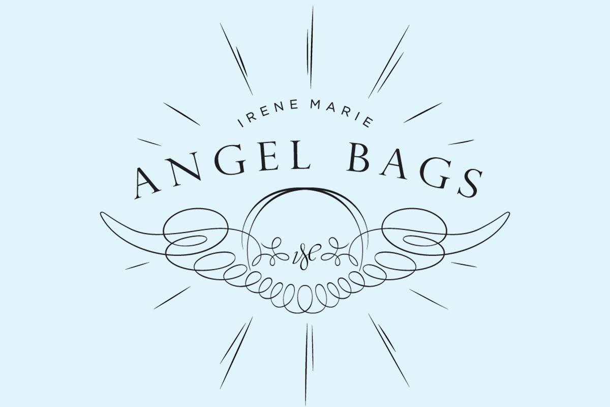 Irene Marie Angel Bags is Irene Marie's latest iconic fashion brand.